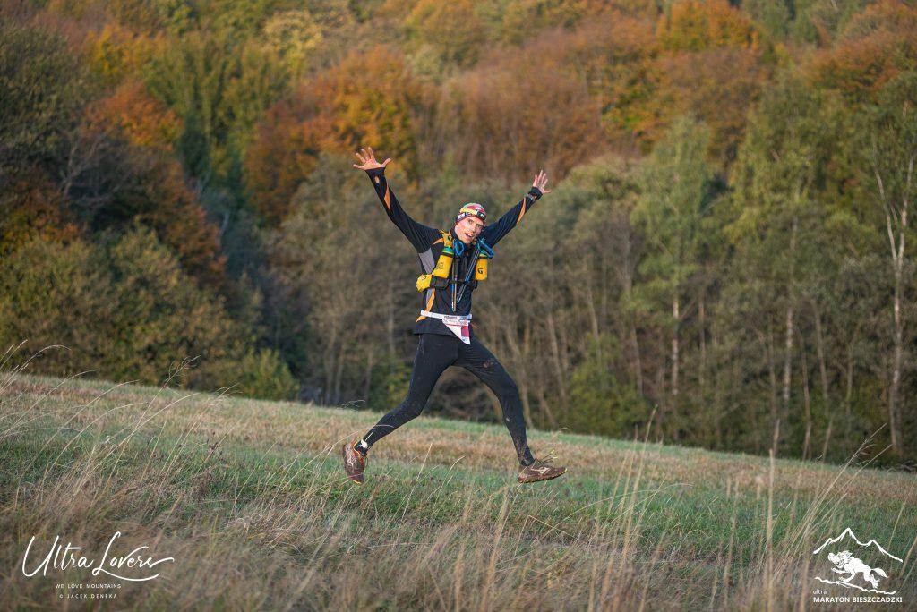 Ultramaraton Bieszczadzki TeamPlutt Jacek Deneka Daniel Pluta