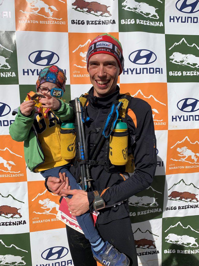 Ultramaraton Bieszczadzki TeamPlutt meta