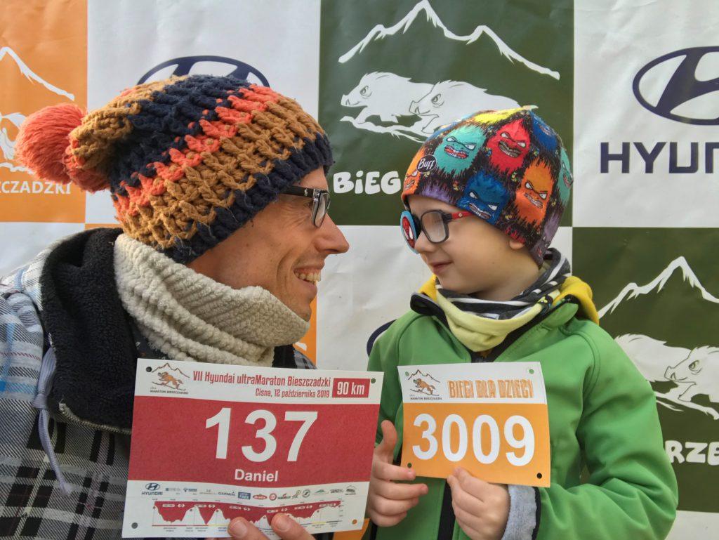 Ultramaraton Bieszczadzki TeamPlutt Daniel Pluta