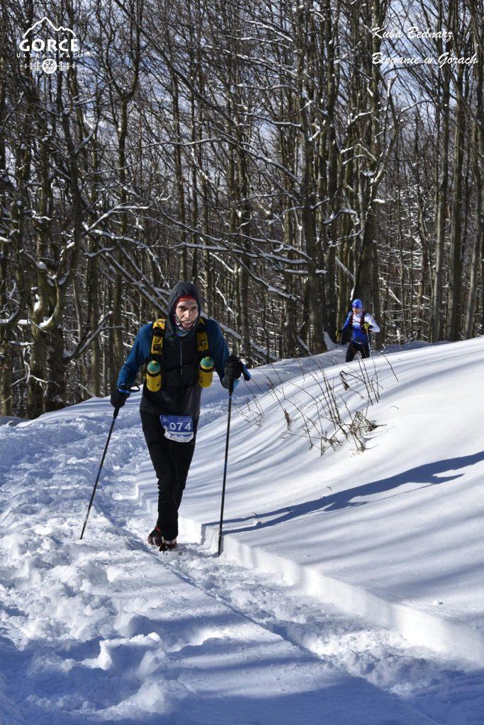 Gorce Ultra Trail Winter Teamplutt Kuba Bednarz