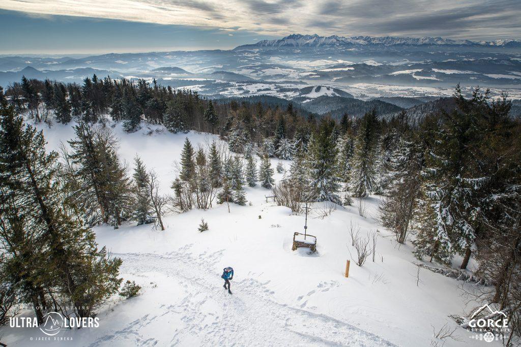 Gorce Ultra Trail Winter Teamplutt Jacek Deneka