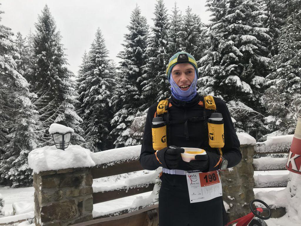 Winter Trail Małopolska TeamPlutt Lubomir Daniel Pluta